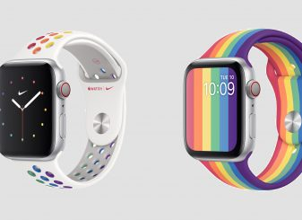 Apple Watch Pride bandjes