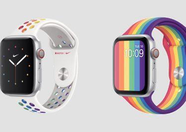 Apple Watch Pride bandjes