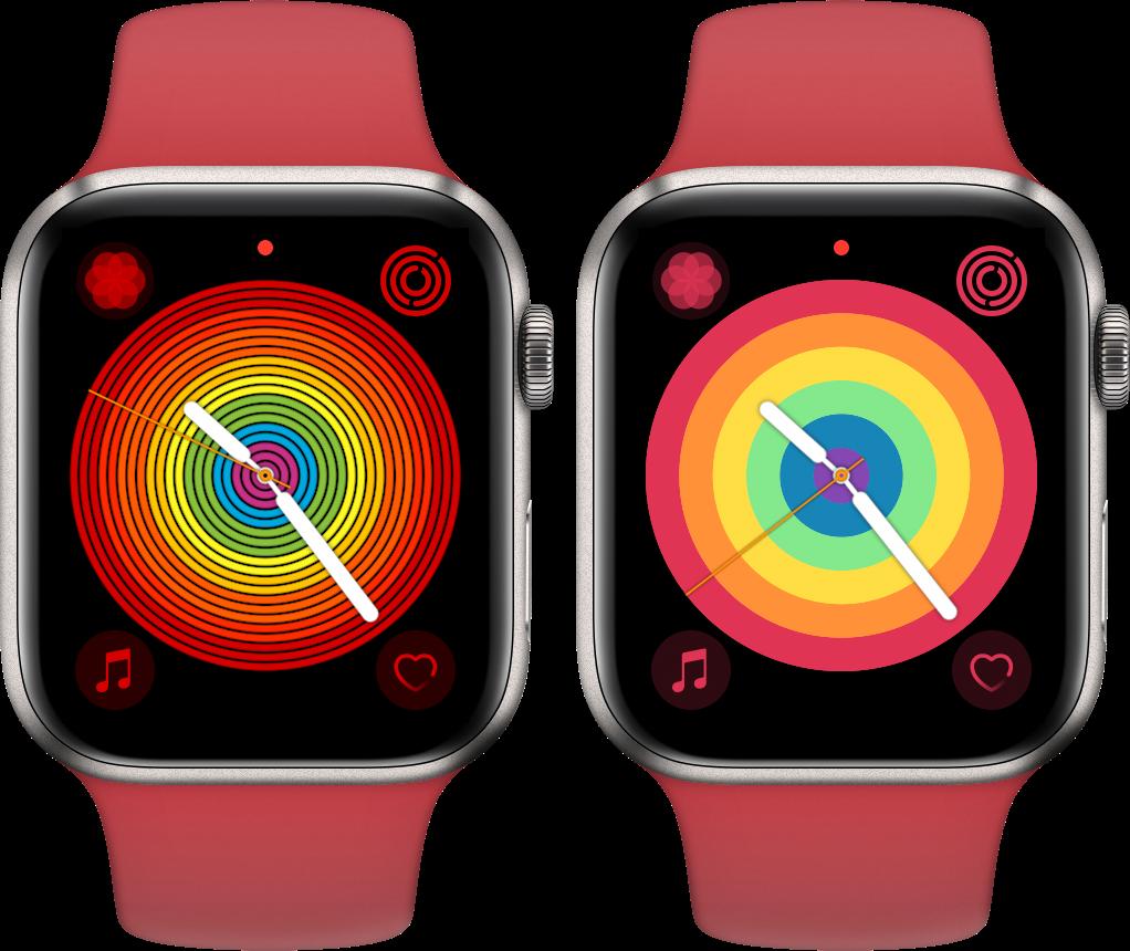 Apple Watch watchOS 6.2.5 - Pride Analoog 001