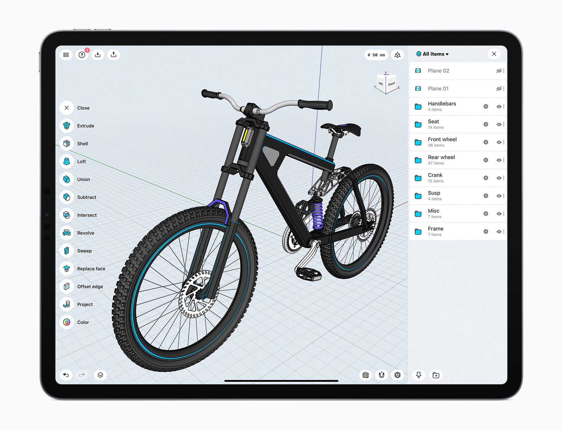 Apple Design Awards 2020 Shapr3D