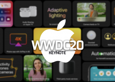 WWDC20 Home Apple