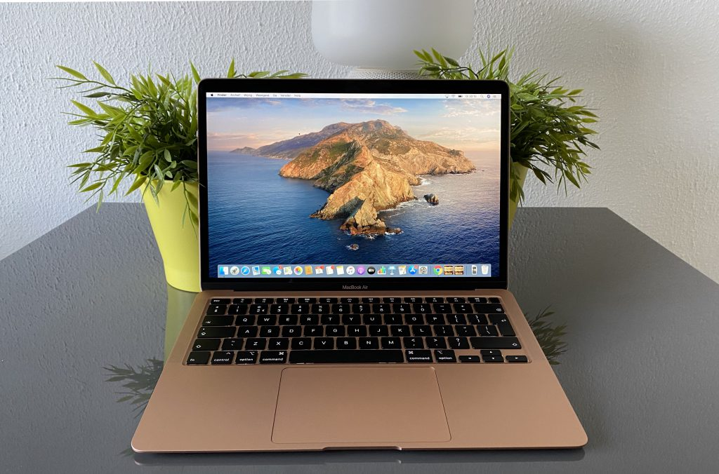 MacBook Air 2020 - review - algemeen