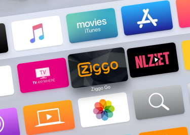 Ziggo Go Apple TV 16x9