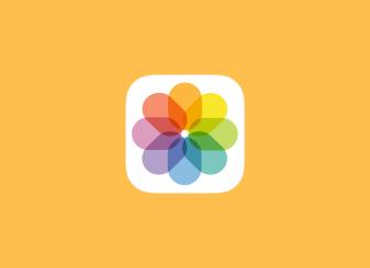 foto's-app ios 14
