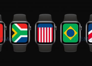 Apple Watch wijzerplaten watchOS 7
