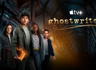 Ghostwriter Apple TV+