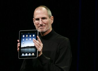 Apple iPad 10 jaar