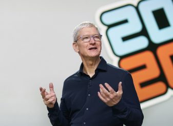 Tim Cook Apple, Facebook, Amazon en Google Mark Zuckerberg, Sundar Pichai, Tim Cook en Jeff Bezos hoorzitting