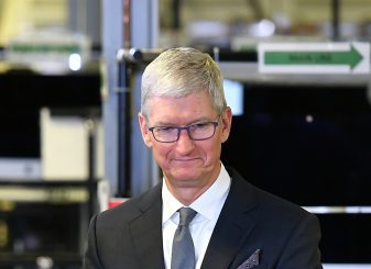 Tim Cook hoorzitting Apple App Store
