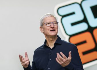 Tim Cook Apple hoorzitting