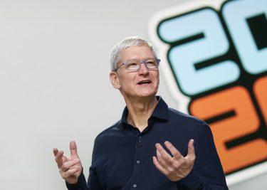 Tim Cook Apple hoorzitting