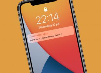 iOS 14 bèta 3 16x9