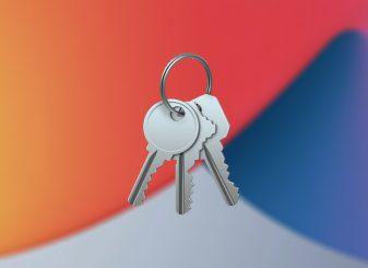 iOS 14 iCloud Keychain