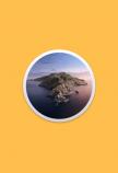 macOS Catalina 10.15.6 logo 16x9