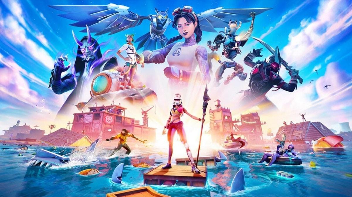 Fortnite epic games