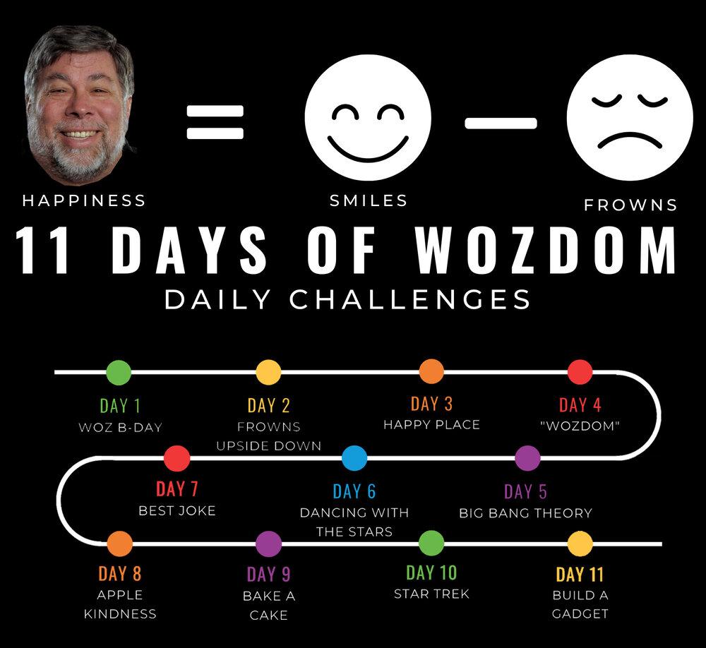 Steve Wozniak wozdom