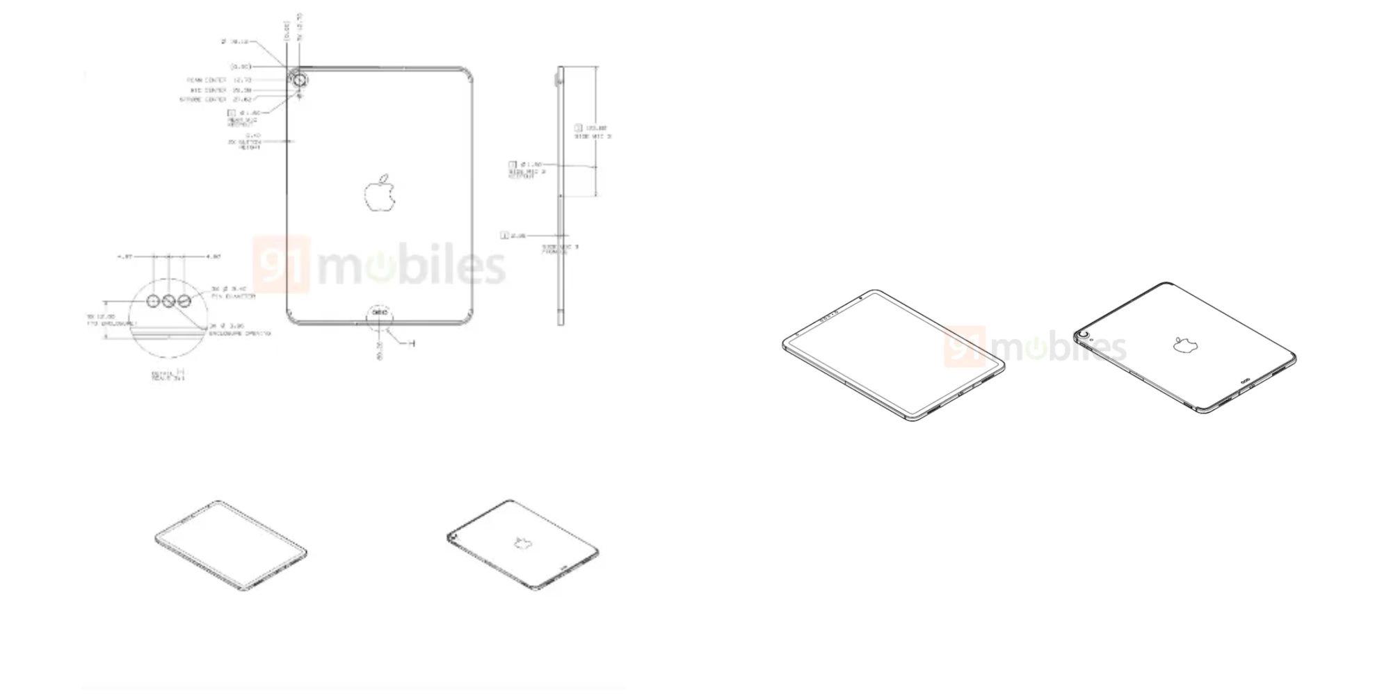 iPad schema