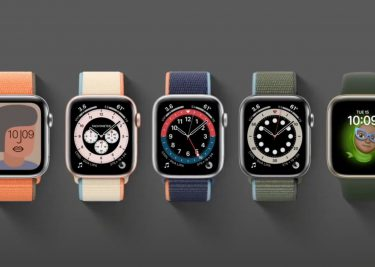 Aple Watch faces watchos 7