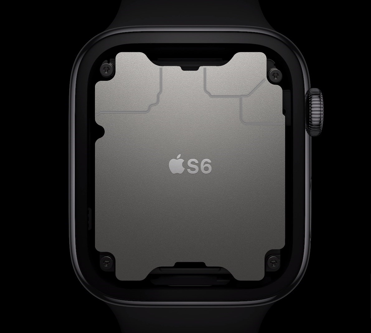 S6 chip Apple Watch 6