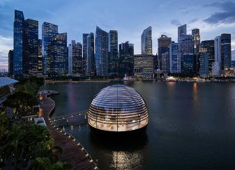 Apple Store Marina Bay Singapore
