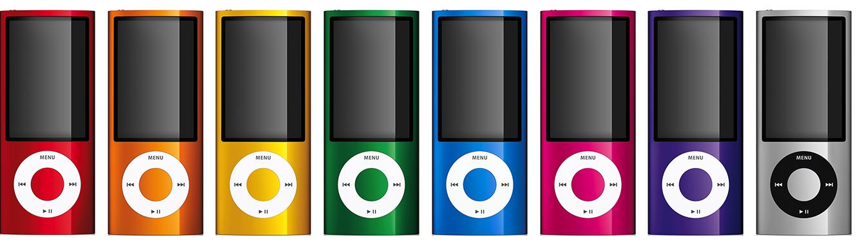 iPod nano 5de gen