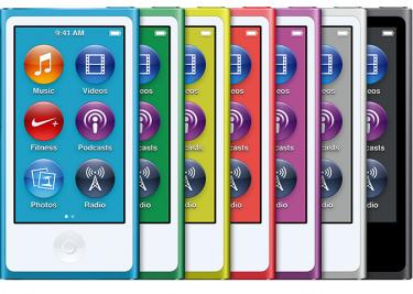 iPod nano 7de gen