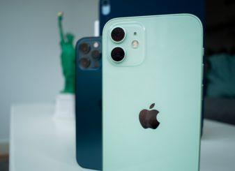 iPhone 12 en 12 Pro
