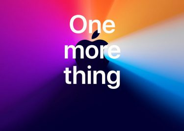 One More Thing event 2020