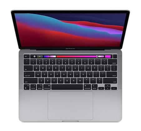 13-inch MacBook Pro met M1 processor