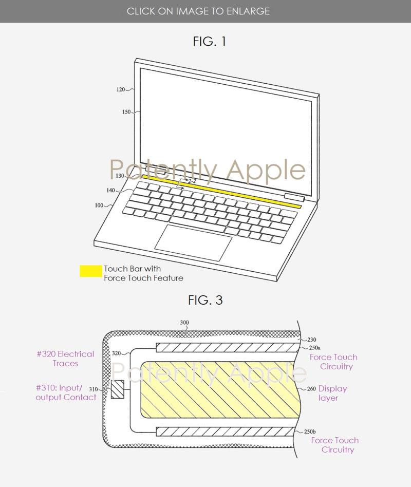 Patent MacBook Pro