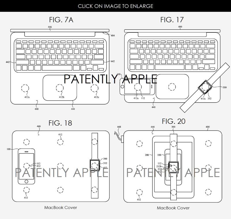 MacBook Pro apple patent