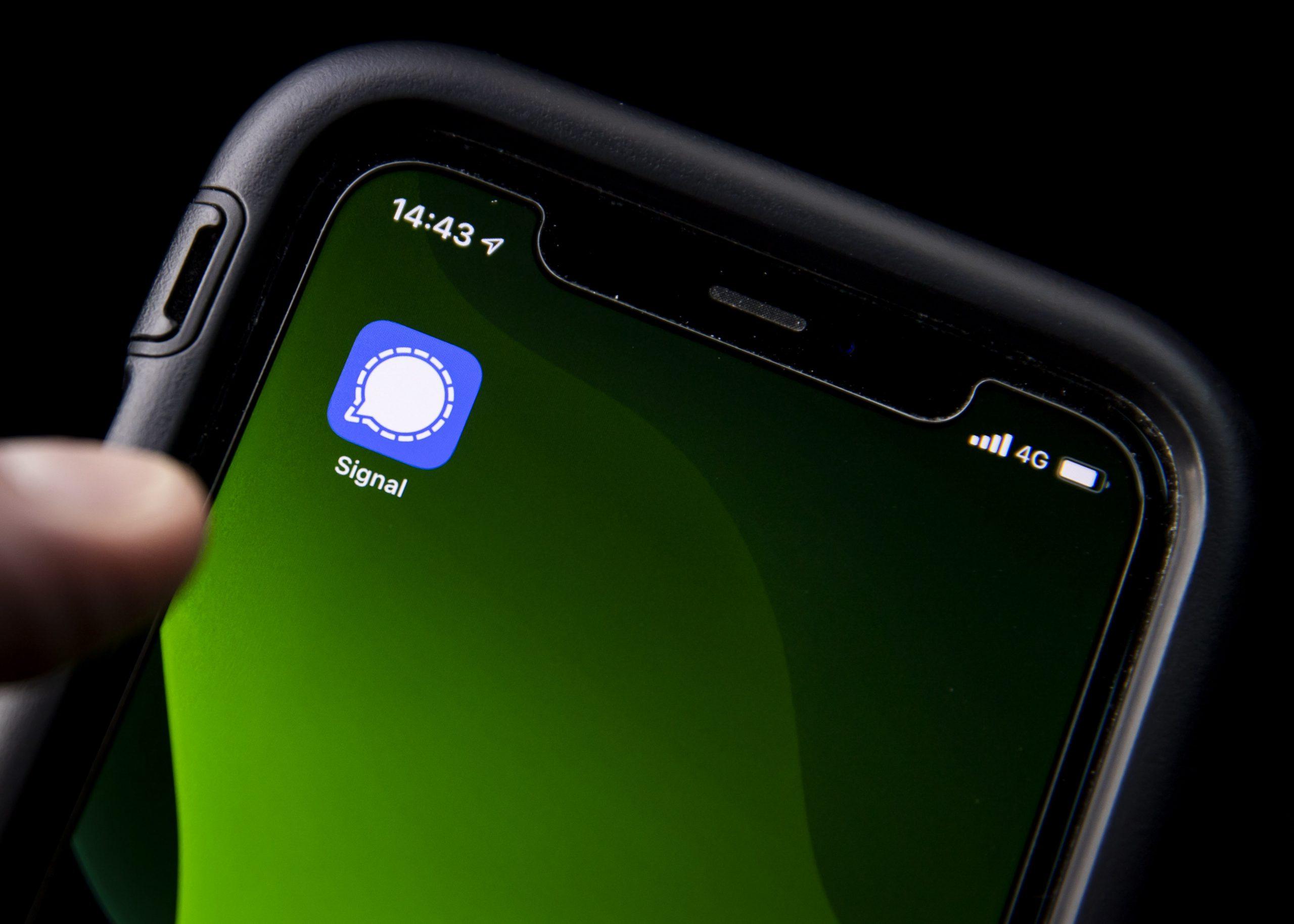 Signal WhatsApp alternatief