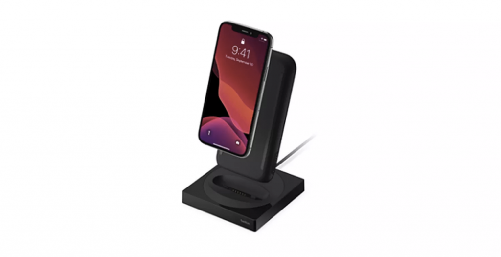 Belkin Portable Wireless Charger + Stand Special Edition