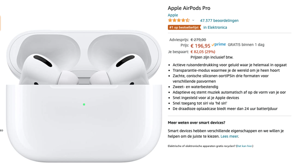 AirPods Pro Deal