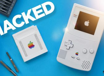 Game Boy Apple TV