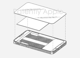 Mac Pro iPhone patent