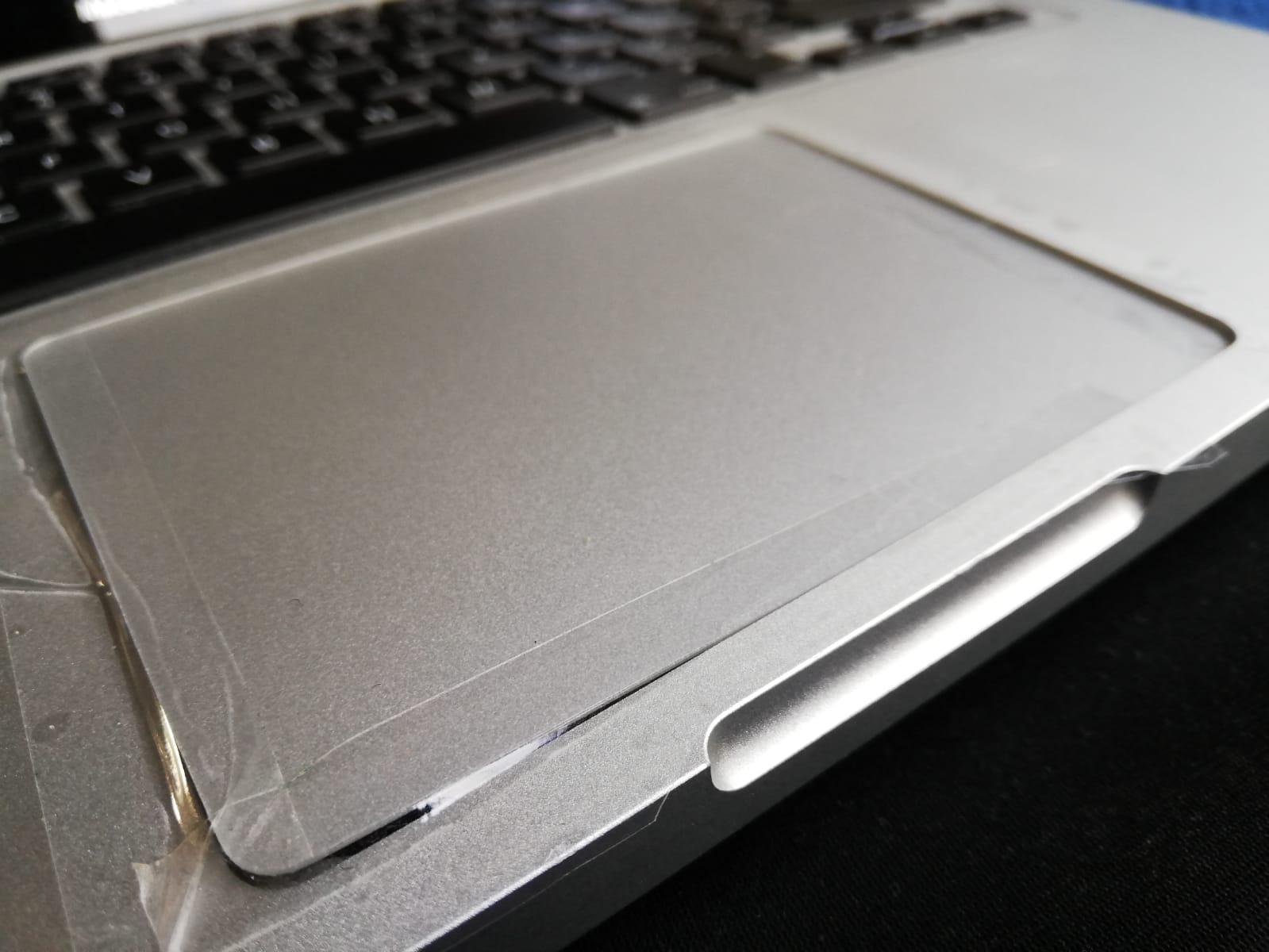 Buispad macbook pro kapot