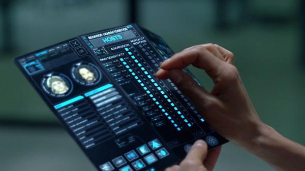 Futuristicbendablephone