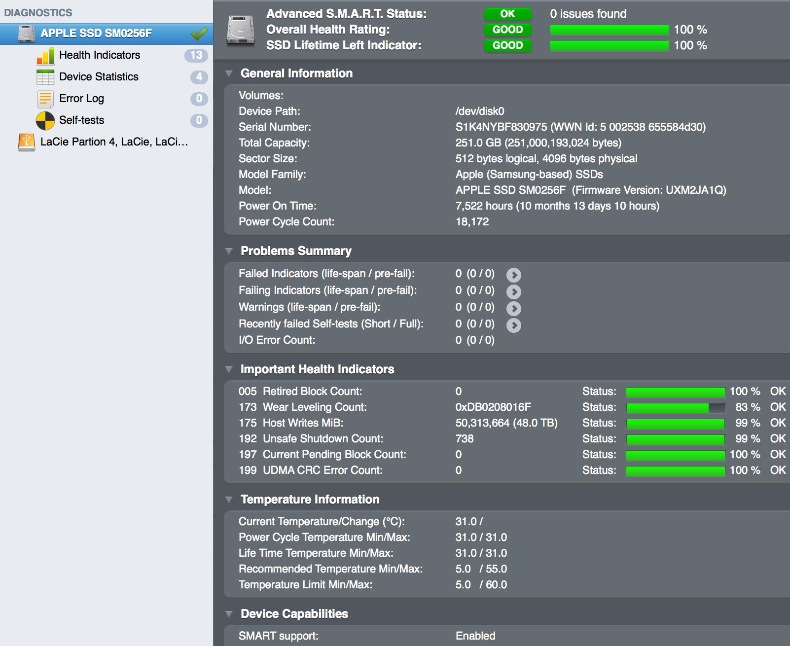 DriveDx Screenshot 1