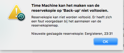 info backup