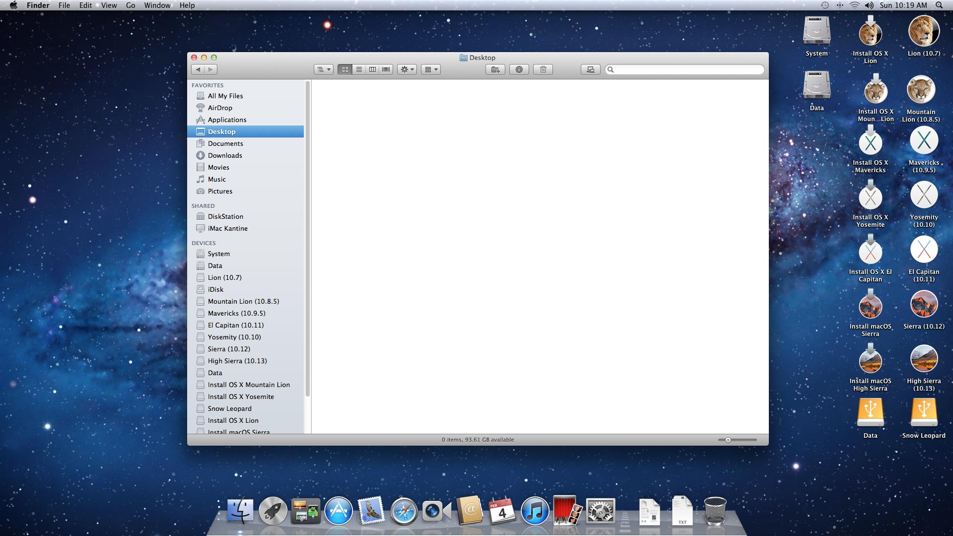 Multiboot OS X / macOS