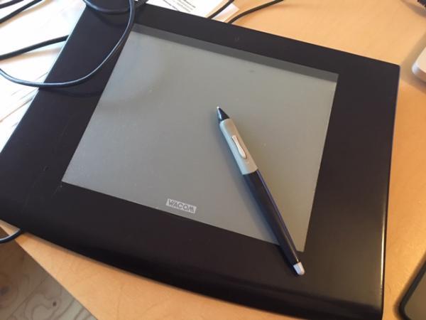 Wacom tablet Intuos 2
