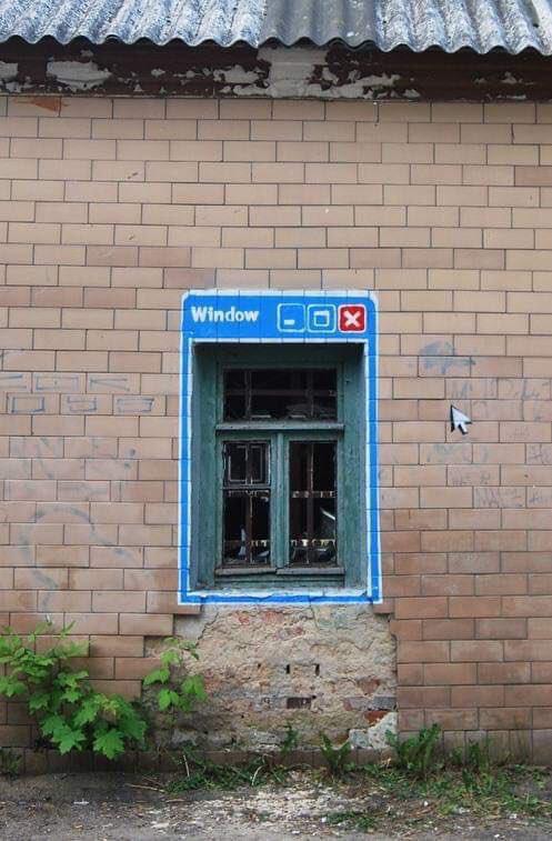 Een nieuwe kijk op Windows....