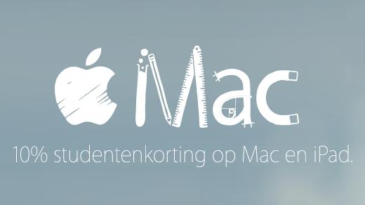 Apple studentenkorting - surfspot