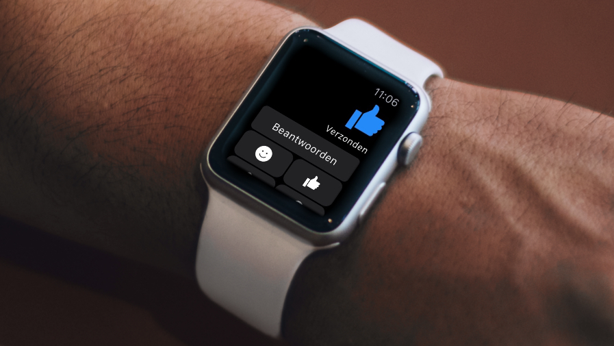 how to download messenger on apple watch