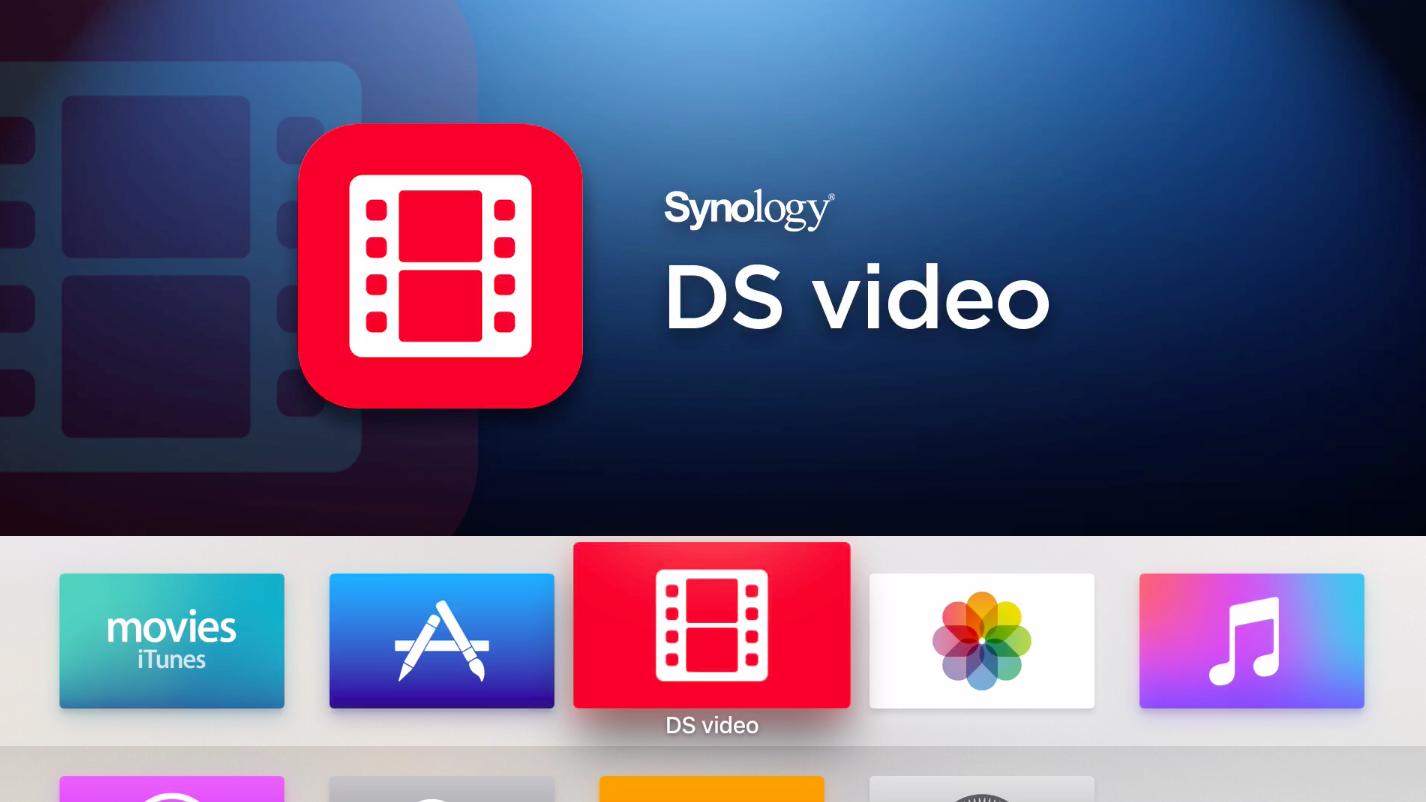 Apple Tv Synology