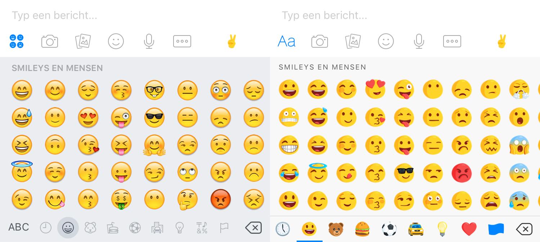 Facebook Messenger Lost Emoji Misverstanden Op