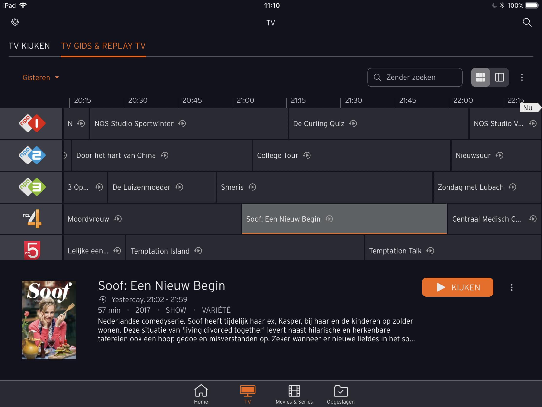 Ziggo GO voor Apple TV in de maak » One More Thing