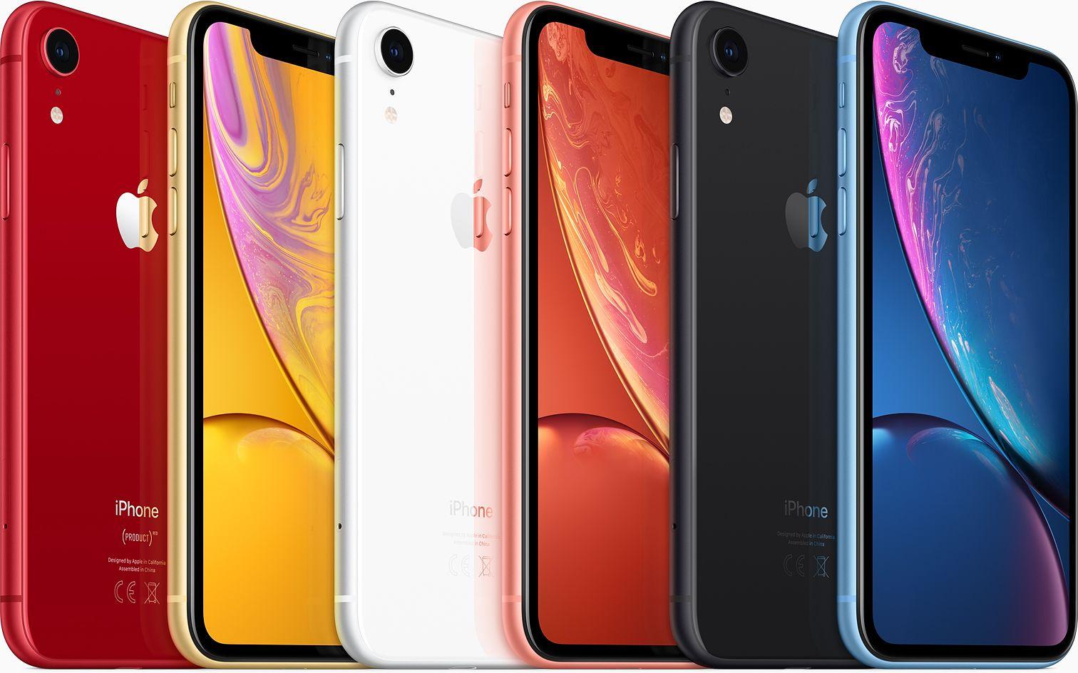 Iphone  Kleuren Voor En Achterkant