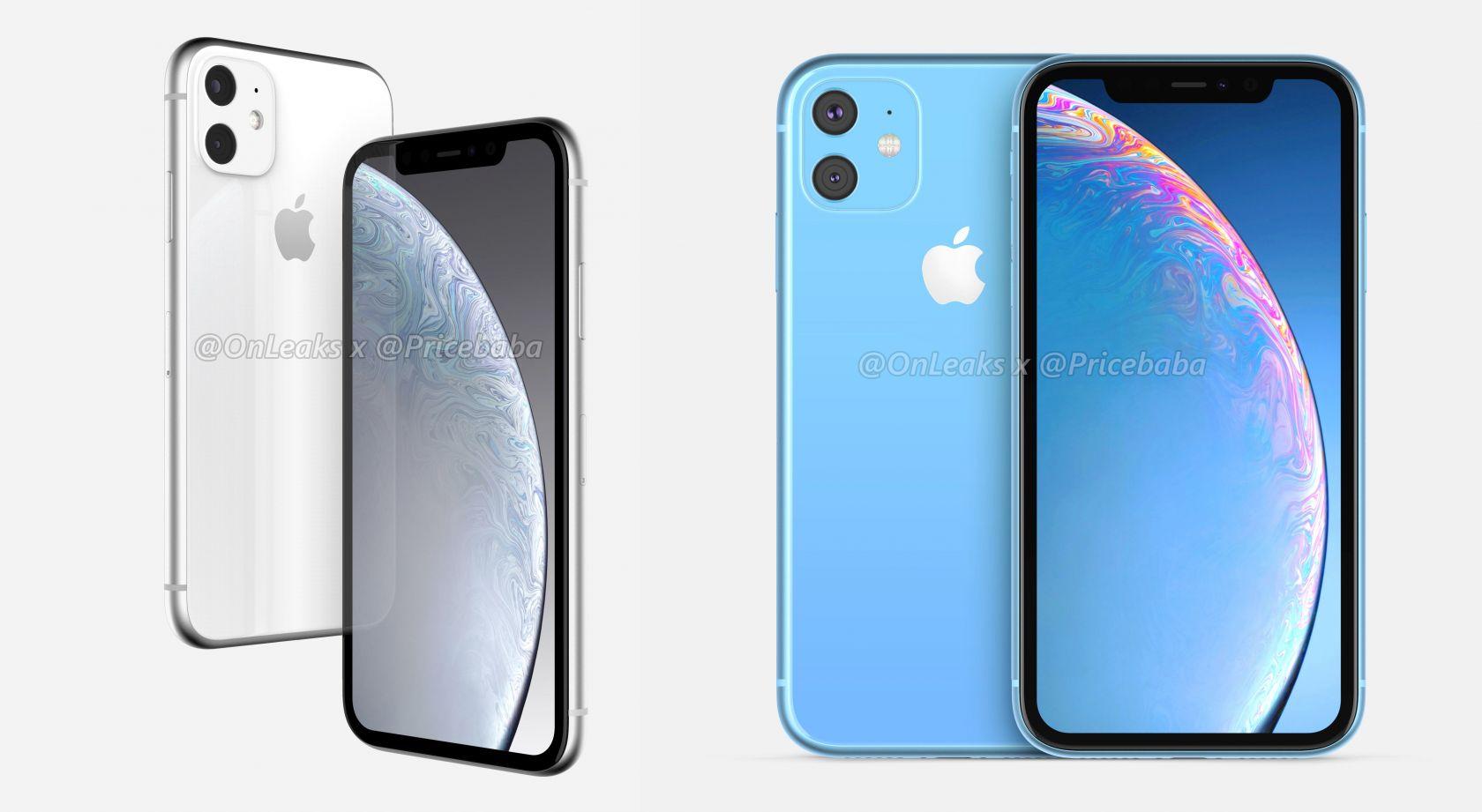 Nieuwe iphone presentatie 2019
